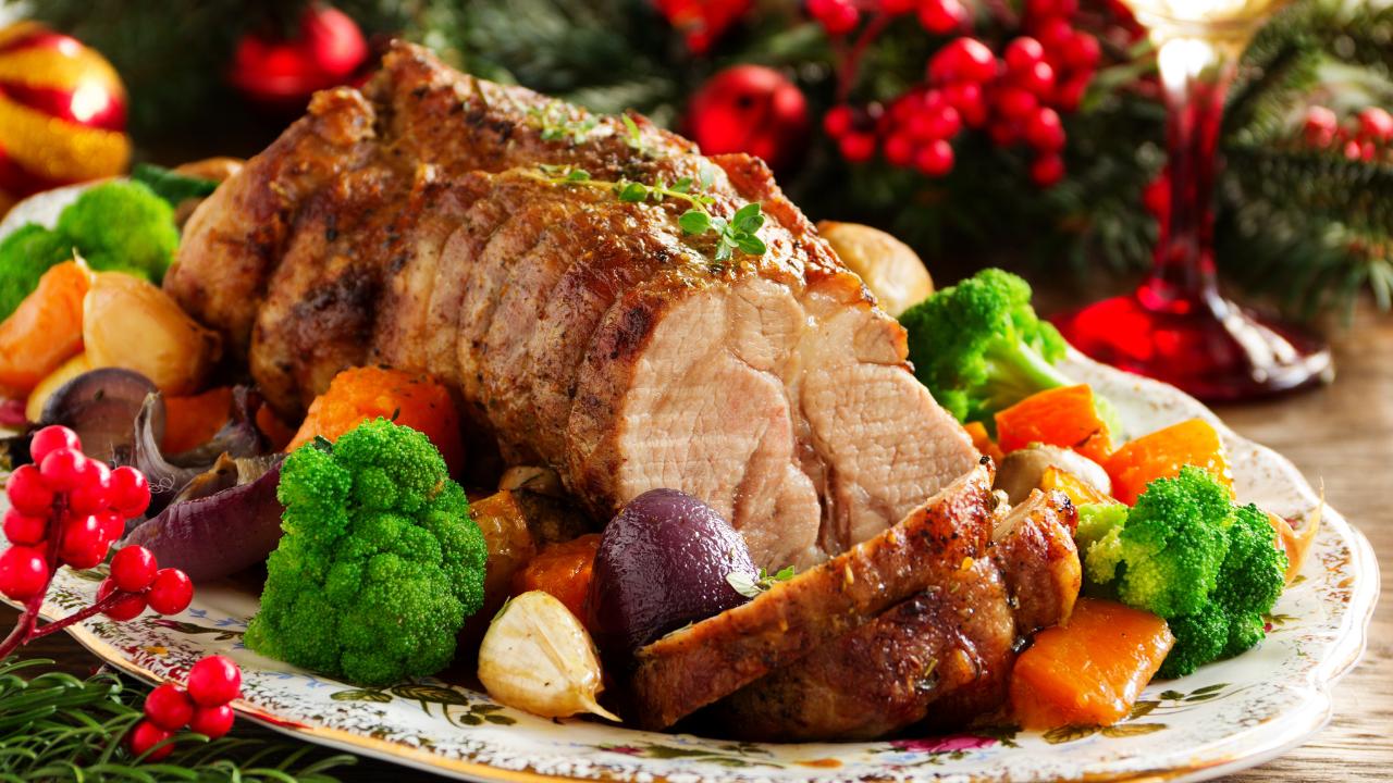 5 maneras de hacer mas saludable tu cena de Navidad sin sacrificar la tradicion