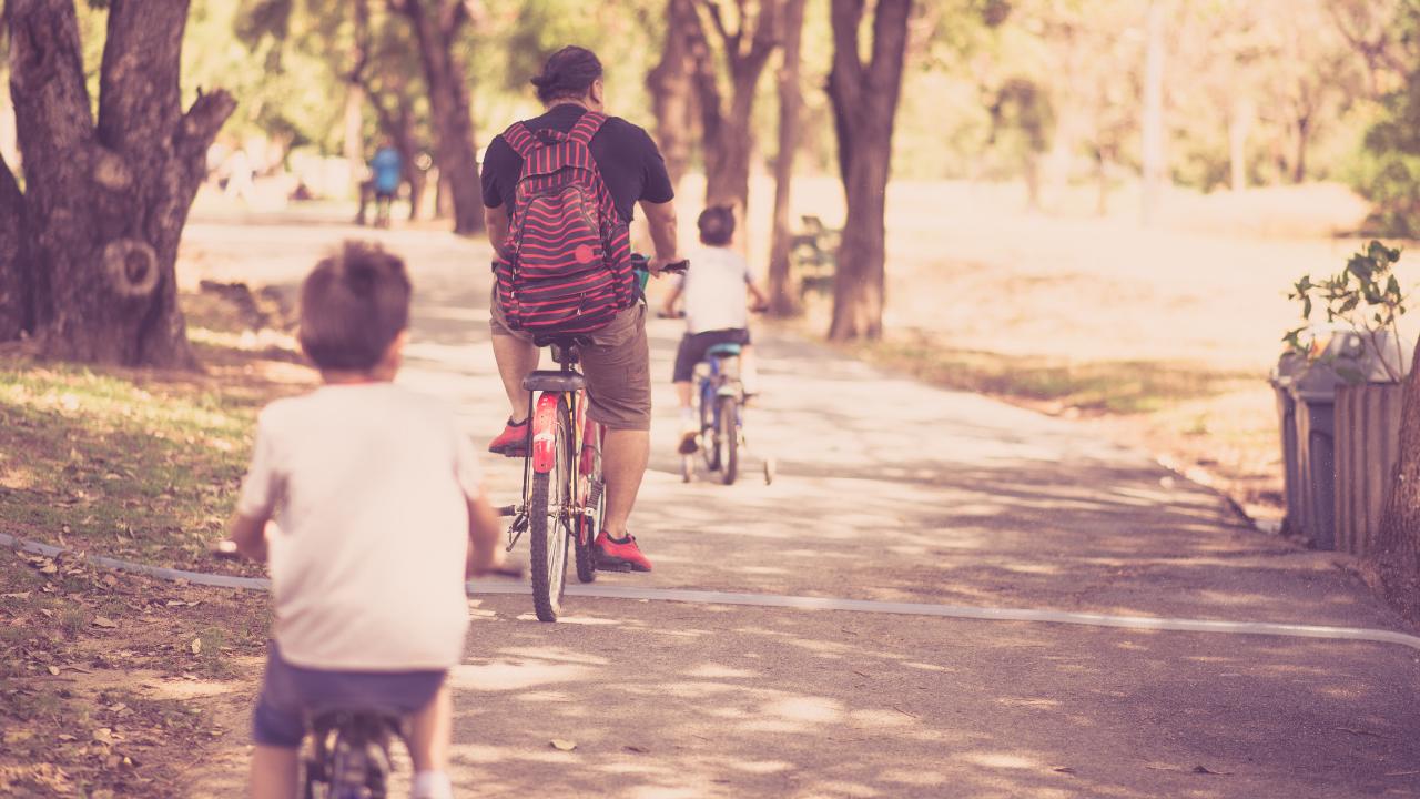 beneficios de pasear en bicicleta