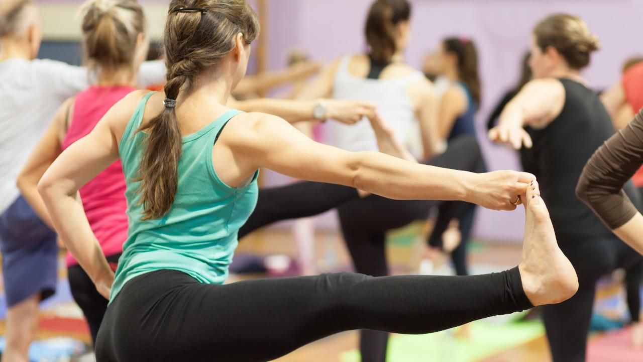 Escoge el tipo de yoga ideal para ti (2)