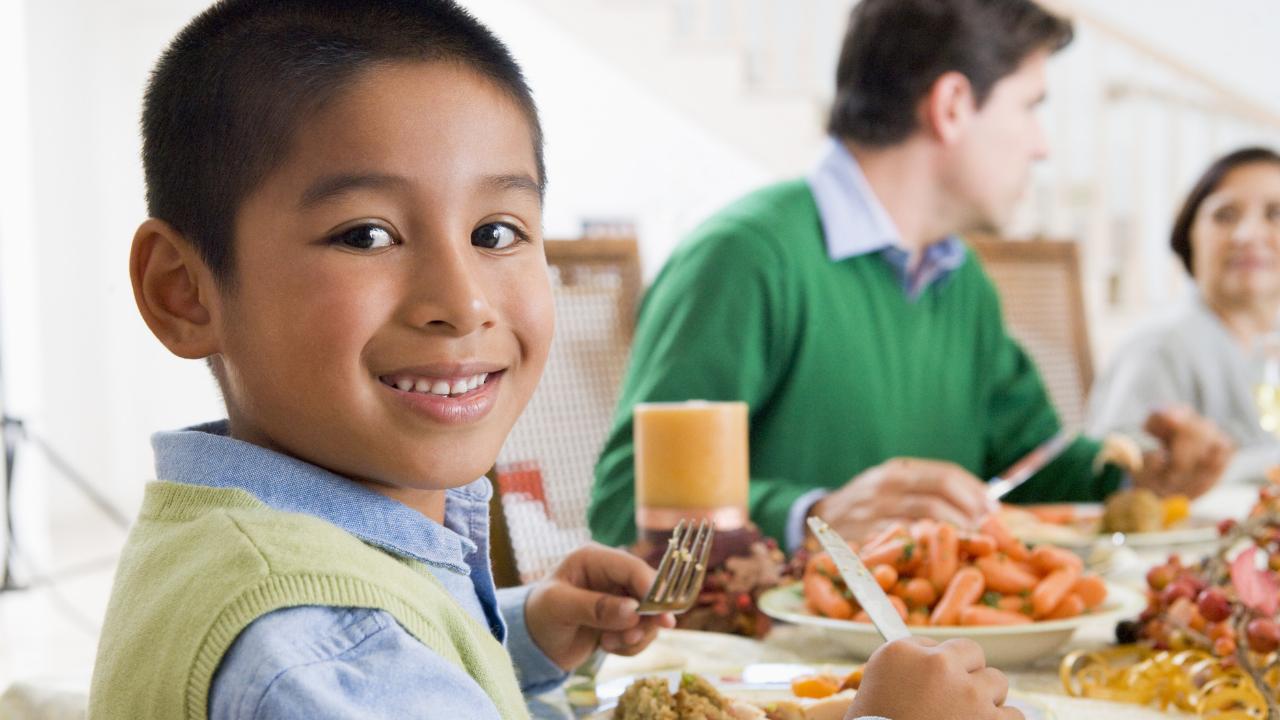 Comidas en familia - Oncosalud