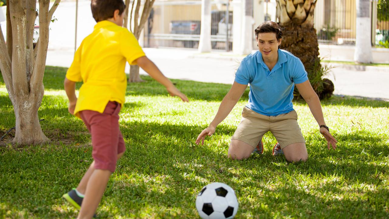 Actividad Fisica Saludable Futbol - Oncosalud