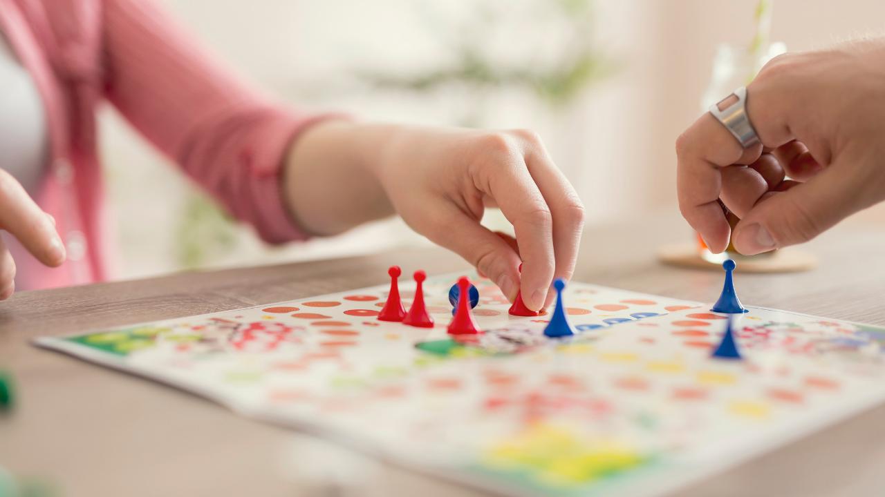 Juegos de mesa para los niños - Oncosalud