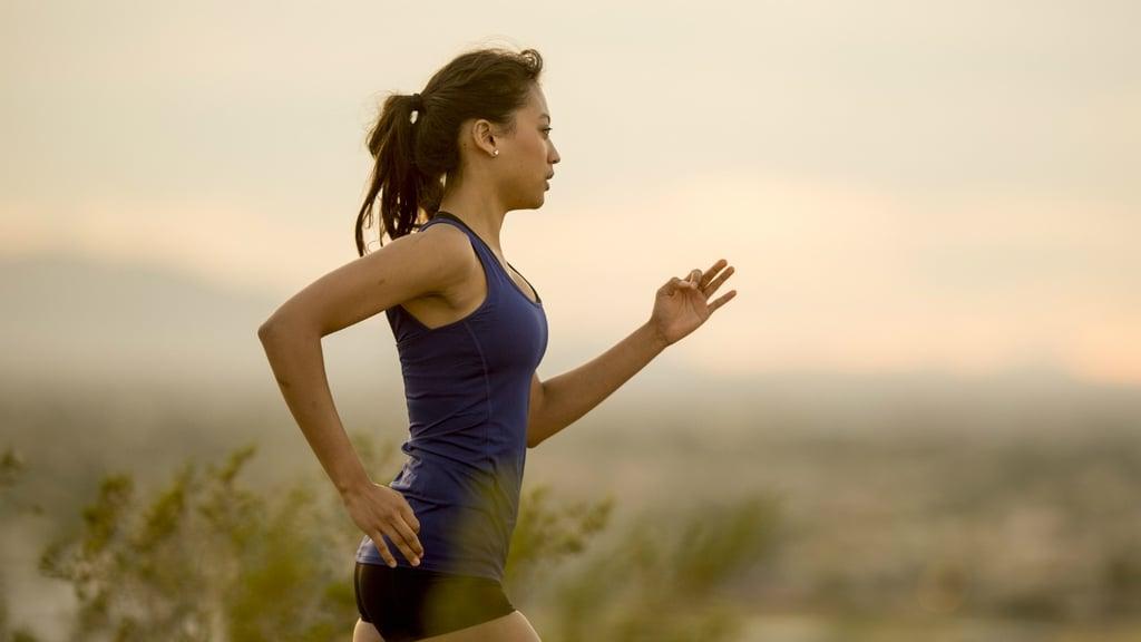 postura para correr correctamente