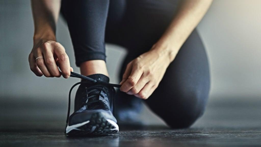 cuida la inclinación al correr
