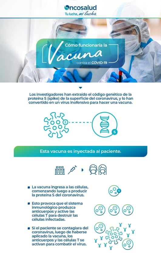 como funcionaria la vacuna contra el covid-19