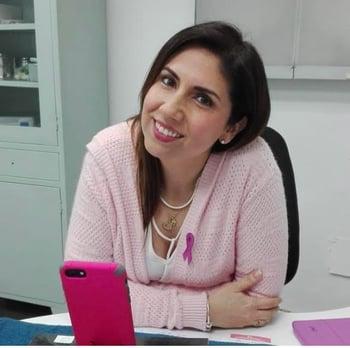 El testimonio de Katia en su lucha contra el cáncer