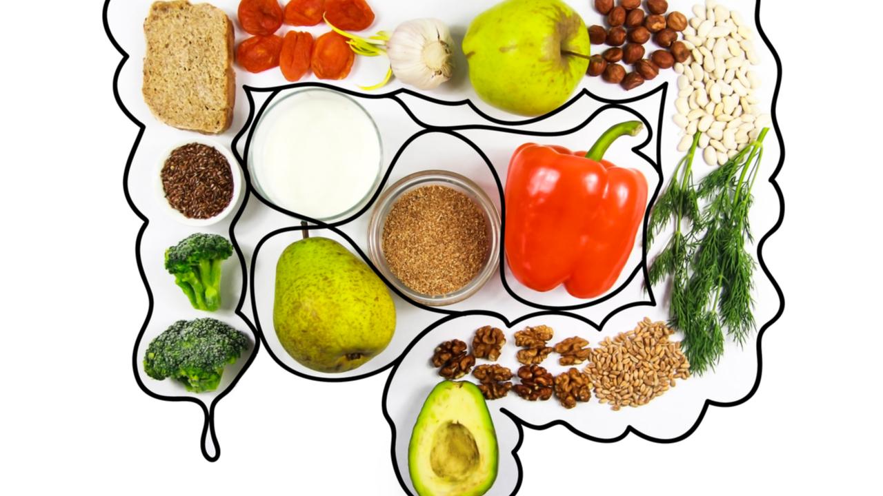 alimentos saludables para el intestino
