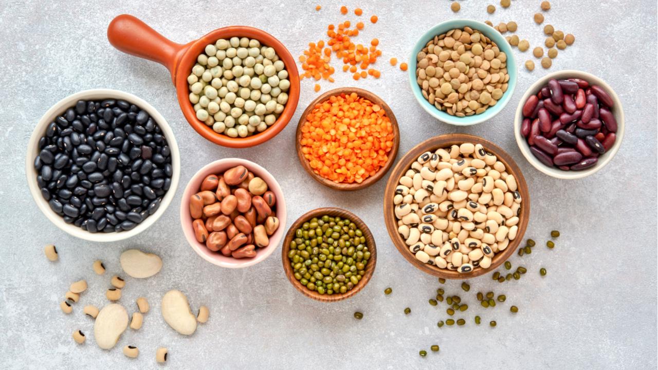 tipos de legumbres