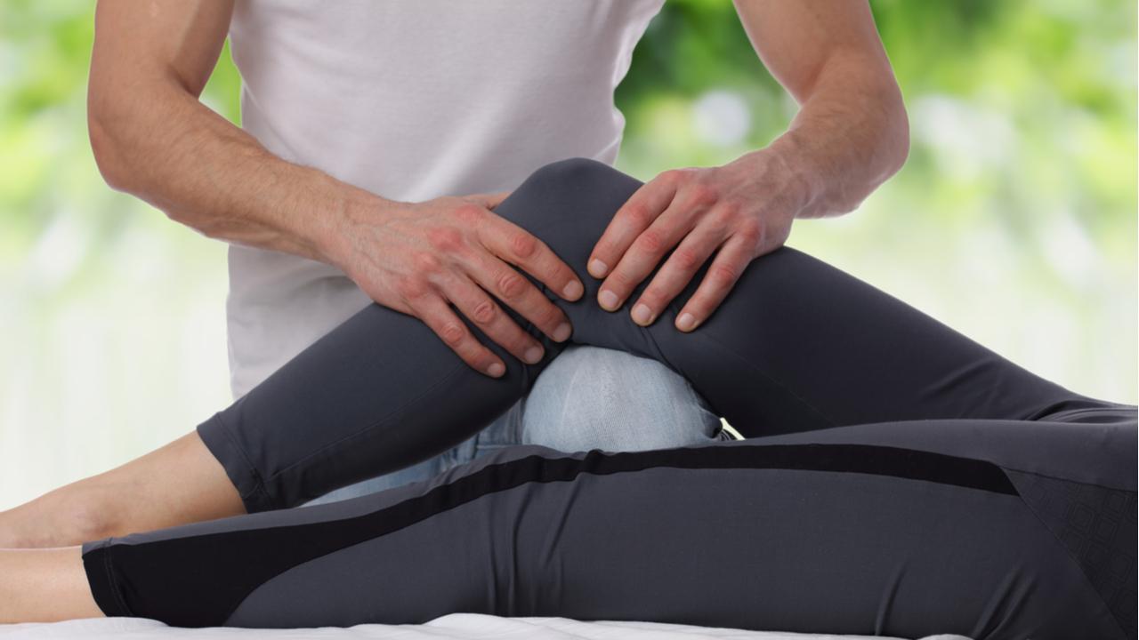 terapia fisica de rodilla