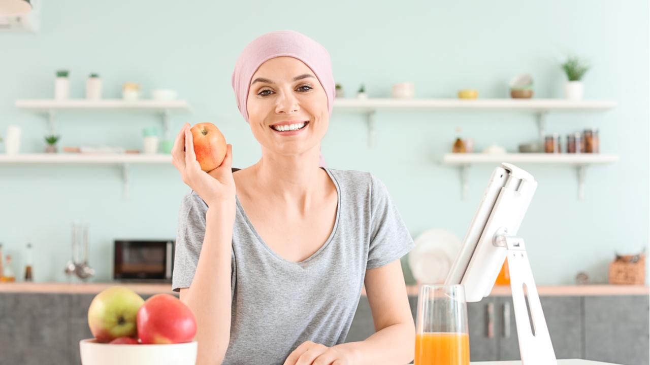 alimentacion mujer cancer