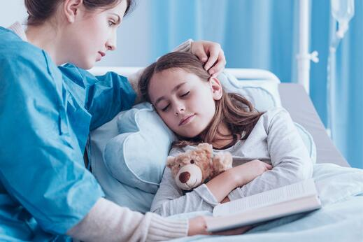 leucemia en niños