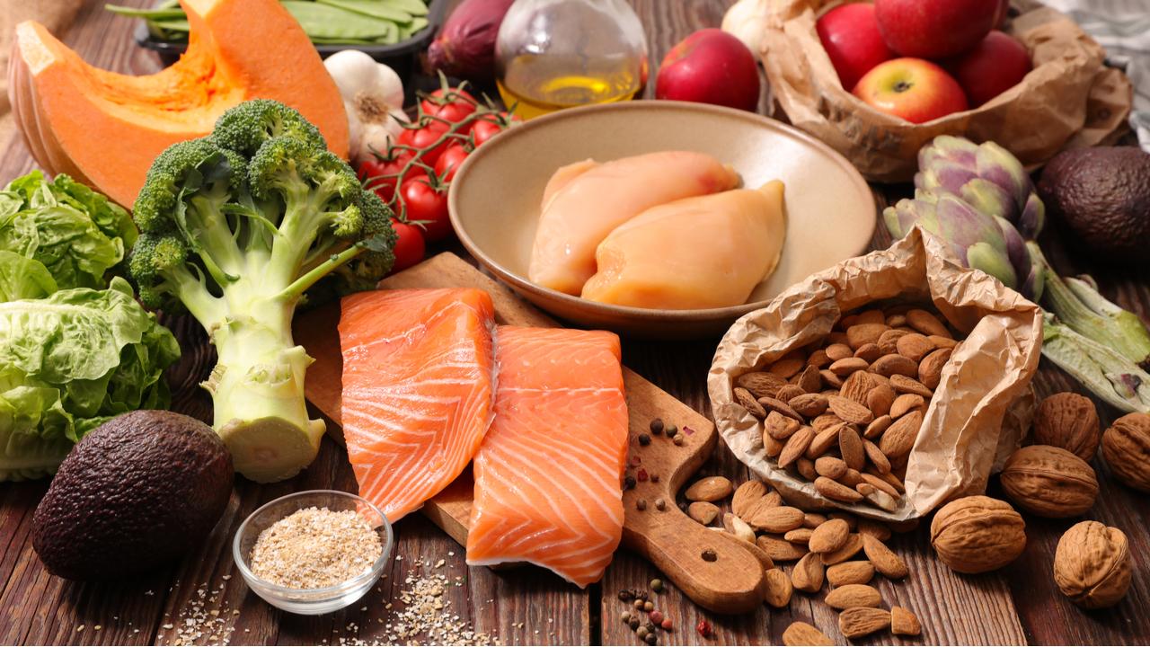 alimentos para mantenerse saludable