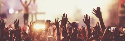 El efecto de la música y los beneficios de asistir a un concierto