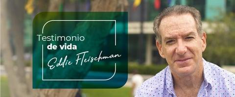 "Testimonio de Eddie Fleischman: ""El cáncer no avisa"""