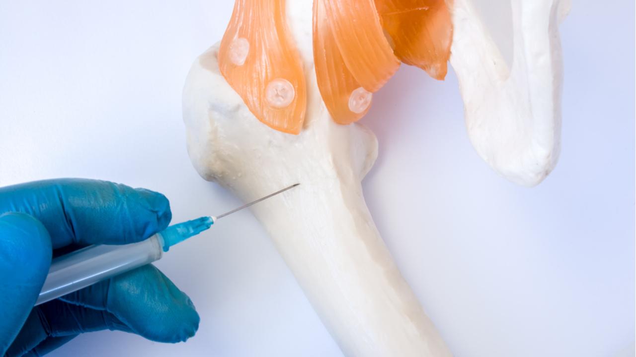 transplante de meducla osea jeringa