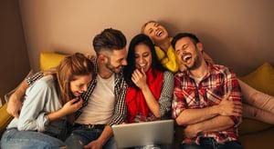 Beneficios de la risa: El secreto de la longevidad