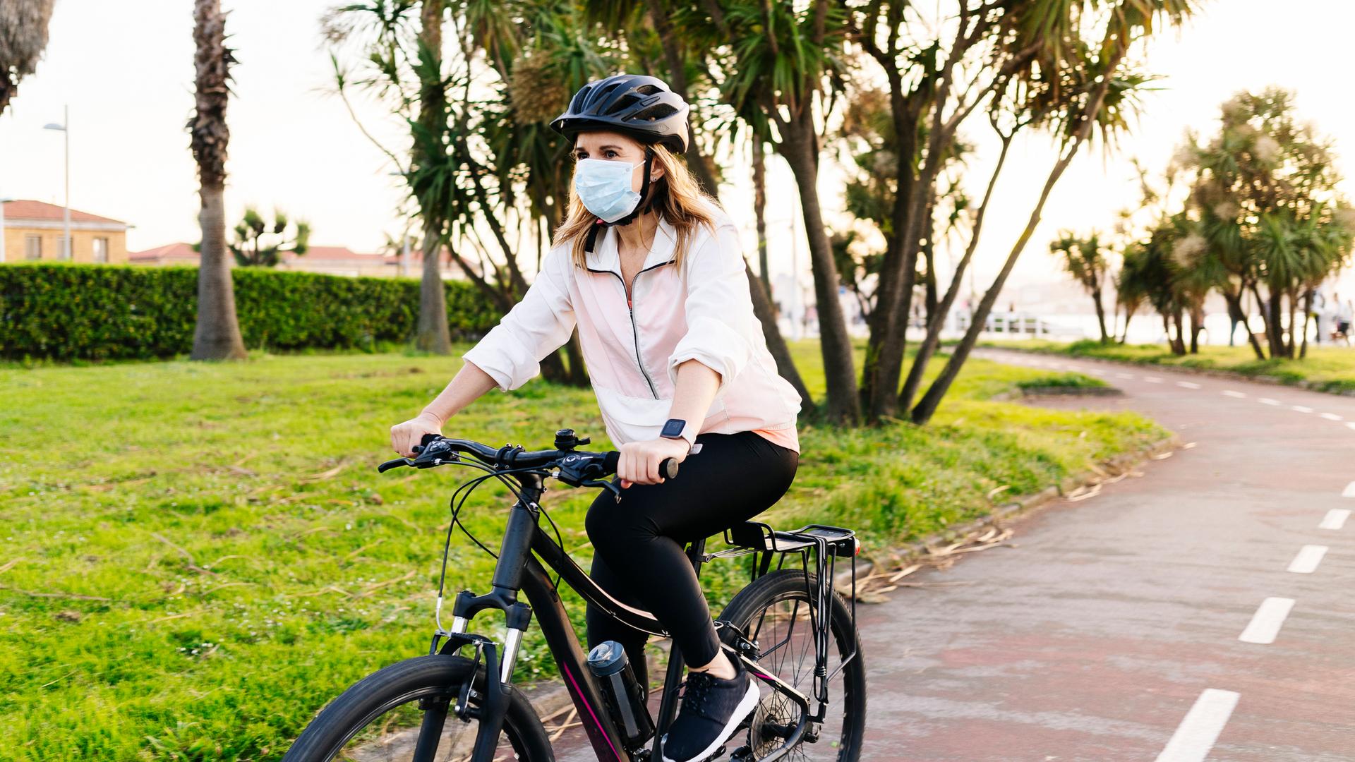 bicicleta seguridad