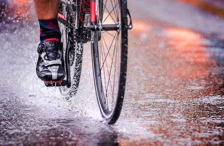 bicicleta guardafangos