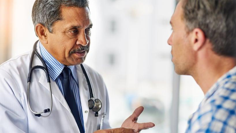 prueba tacto recta cancer de prostata