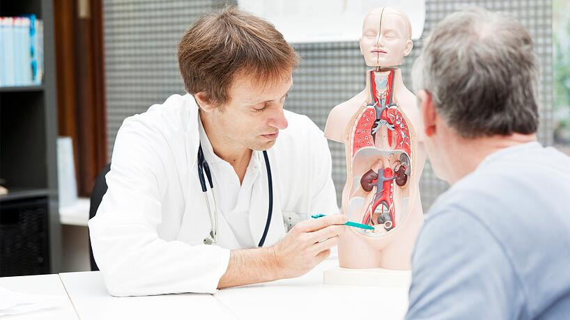 mitos acerca del examen de prostata