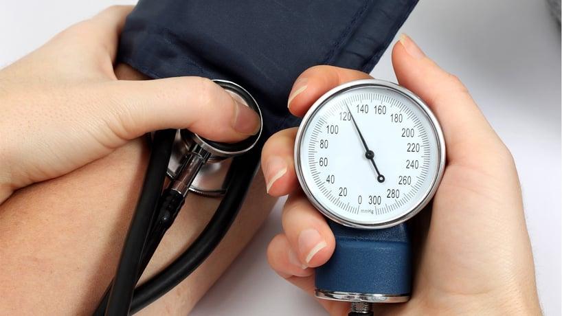 presion arterial elevada