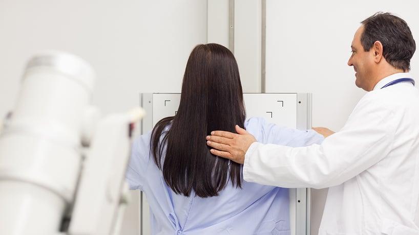 cancer de mama mamografia