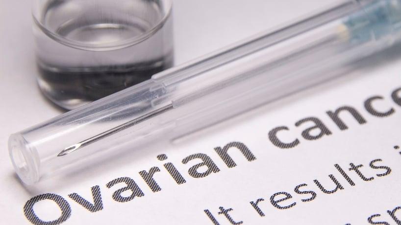 prueba de cancer de ovario