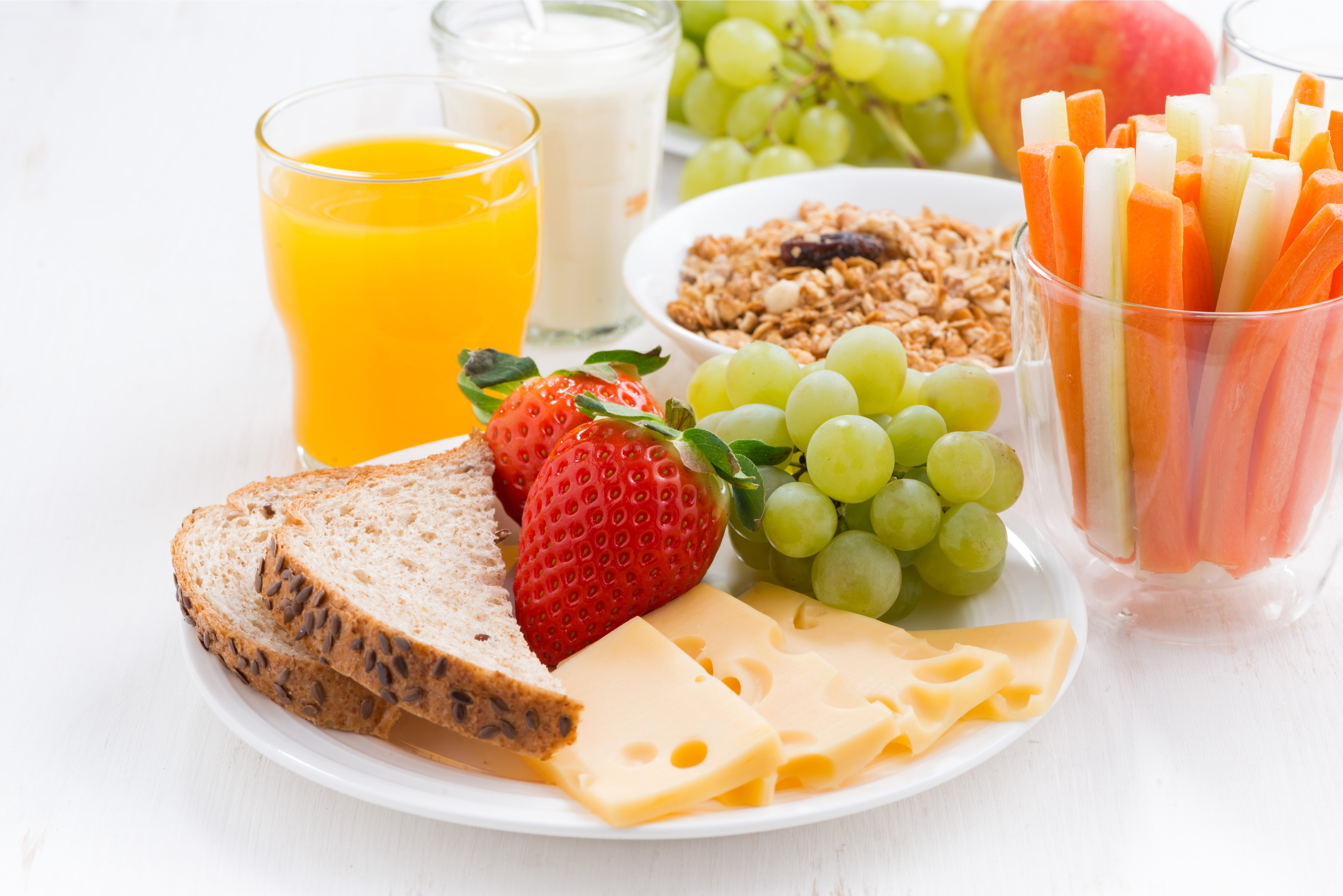 desayunos sanos