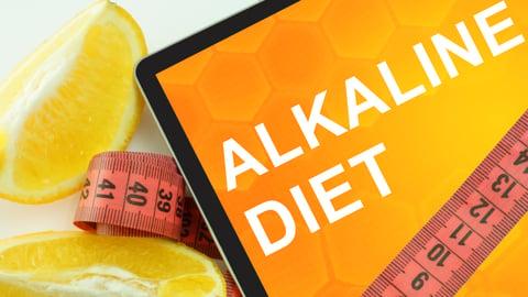 ¿Por qué la dieta alcalina es un fraude?