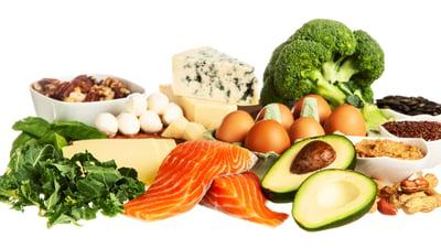 Riesgos y beneficios de la dieta keto