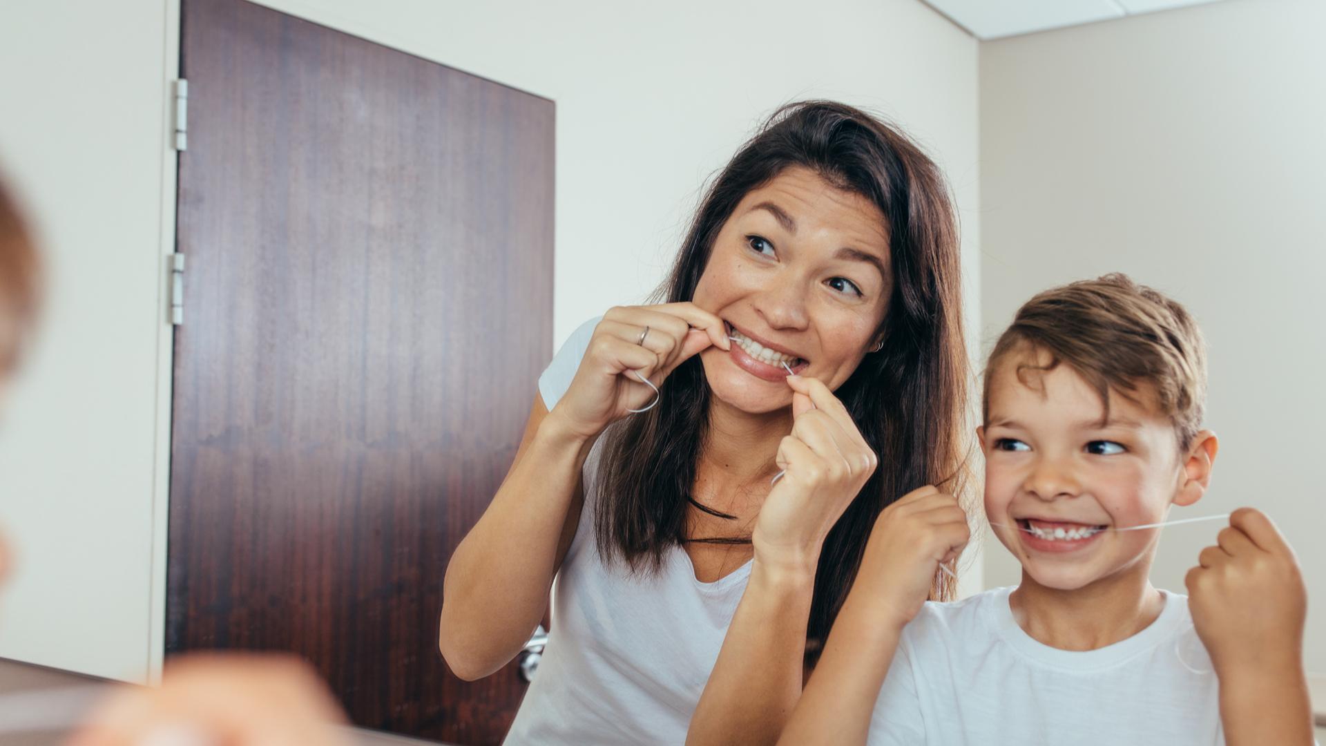 habitos de higiene bucal