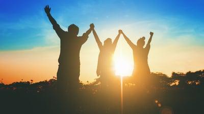 Las personas positivas y su influencia en tu salud