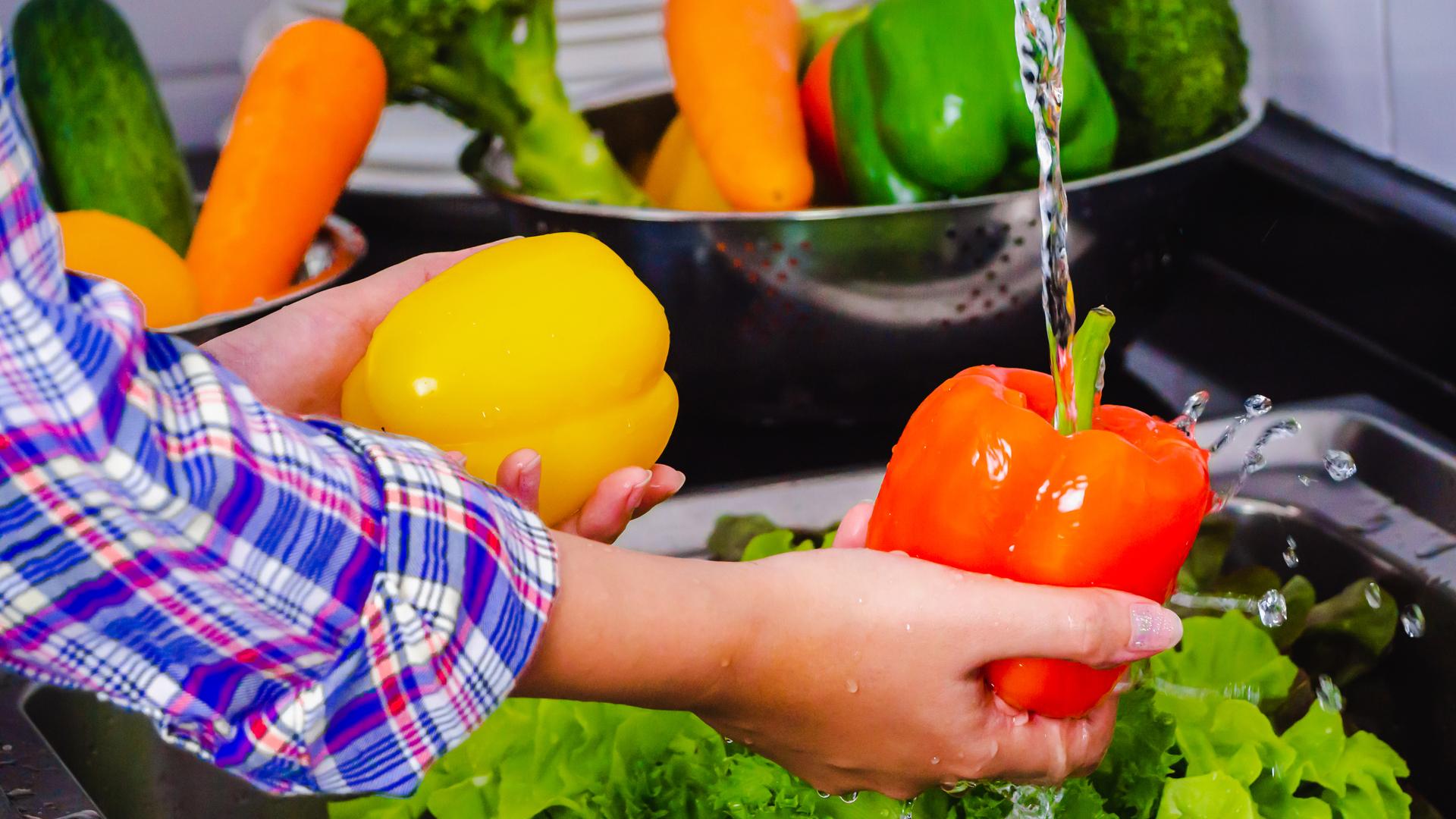 pesticidas en alimentos