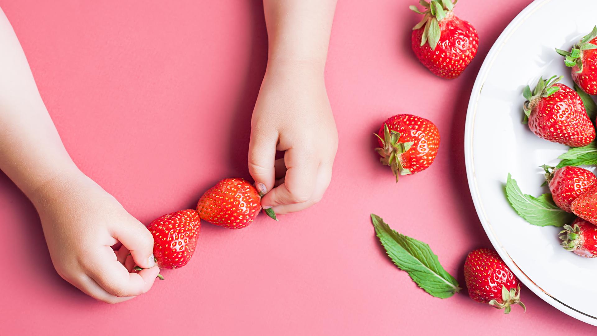 postres saludables con frutas
