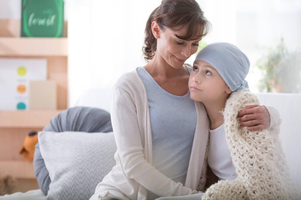 casos de cáncer en niños