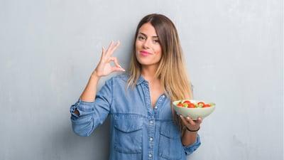 La nueva tendencia de las ensaladas nutritivas