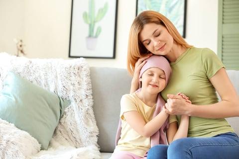 ¿Cómo es la vida de un niño con cáncer?