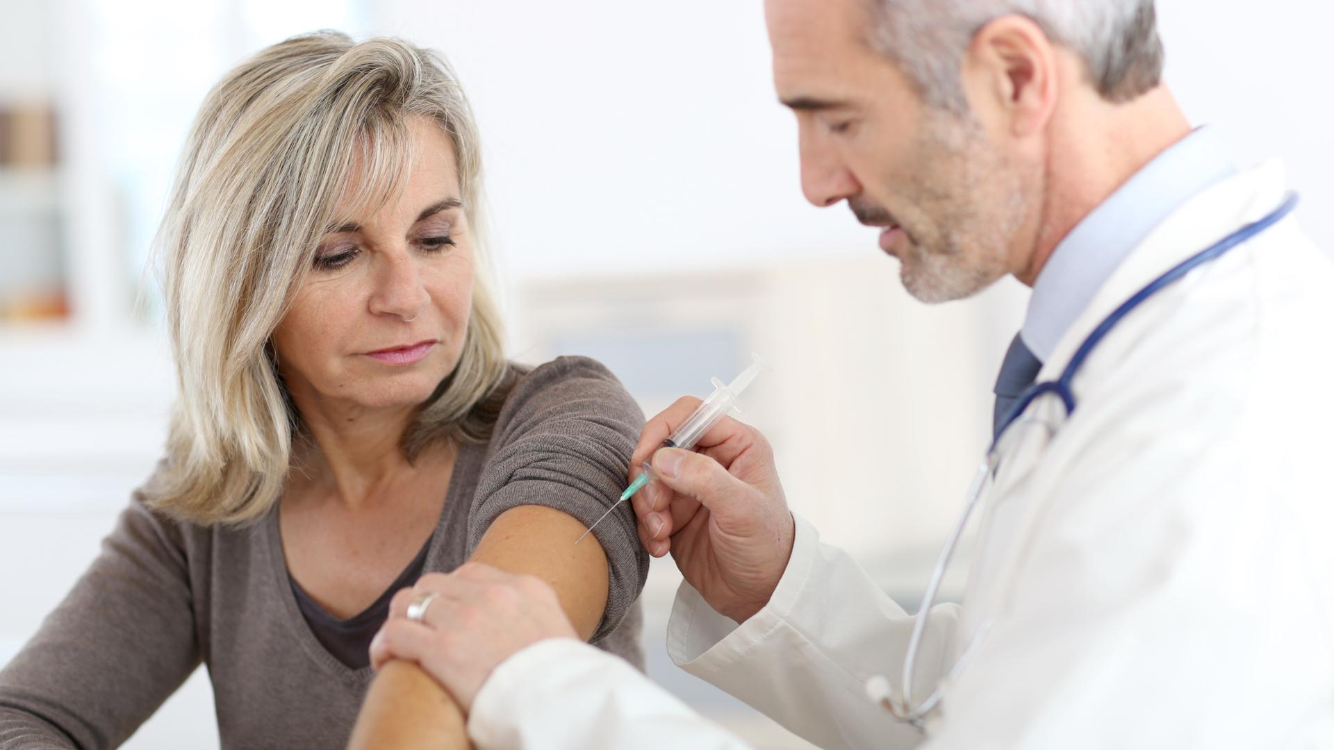 vacunacion para adulto mayor
