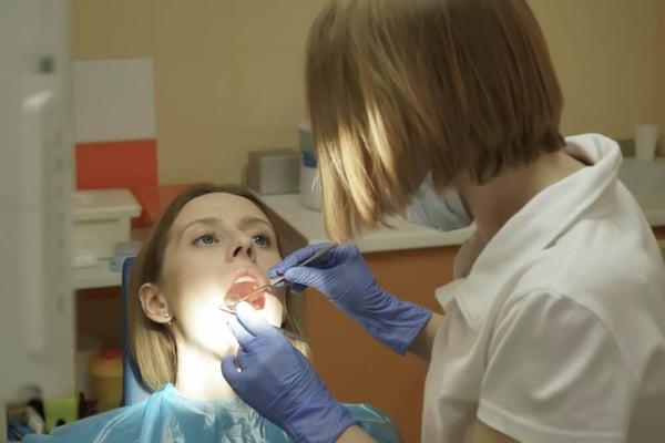 cáncer de boca síntomas