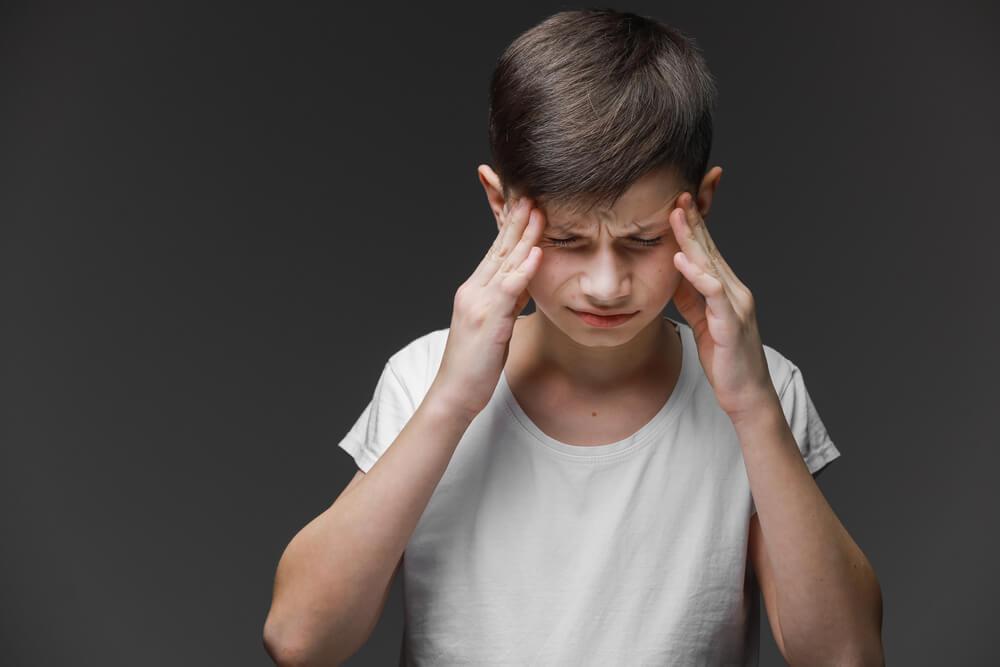 Tumor cerebral infantil más frecuente