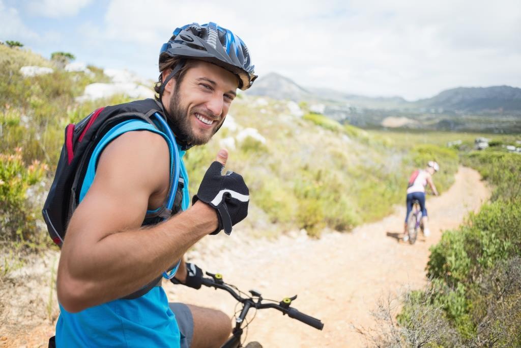 beneficios de montar bicicleta