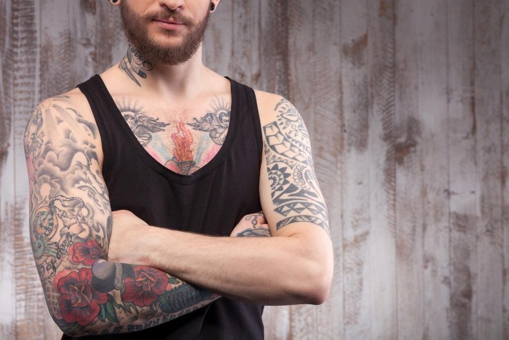 efectos de los tatuajes en las celulas