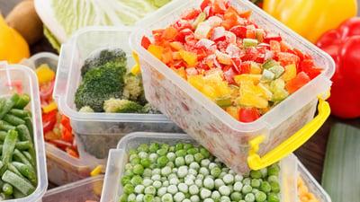 Congela tus alimentos de forma correcta