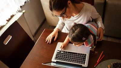 5 recomendaciones para ayudar a los niños a aprender en casa