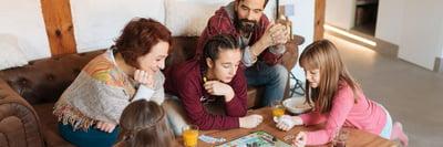 5 juegos de mesa para divertirse en familia