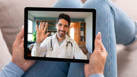 Clínica Digital 360°, la sede de Auna para tu cita médica integral desde donde estés