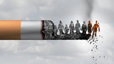 14 tipos de cáncer que se generan por fumar