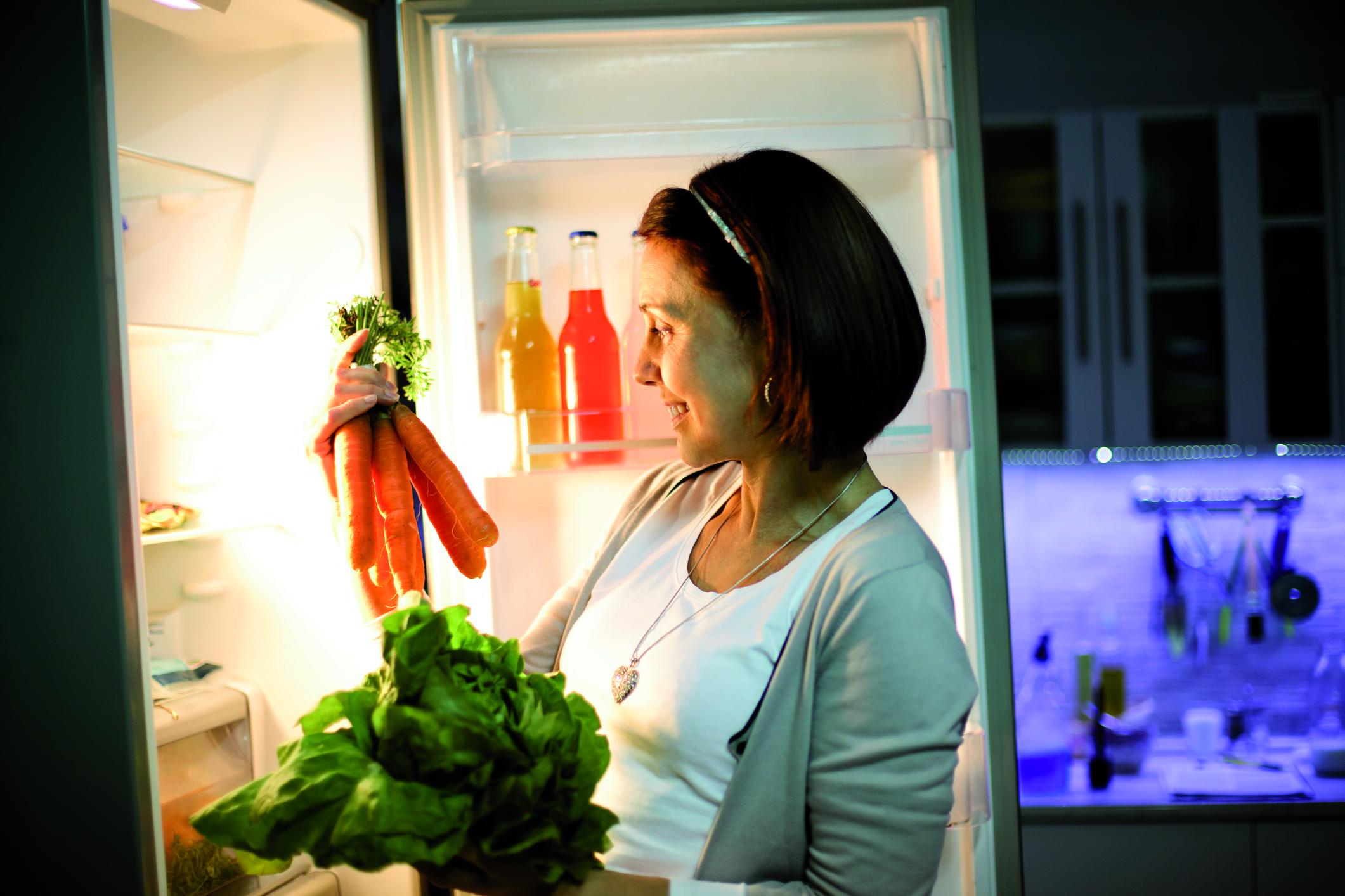 10 opciones saludables que debes tener en tu refrigeradora