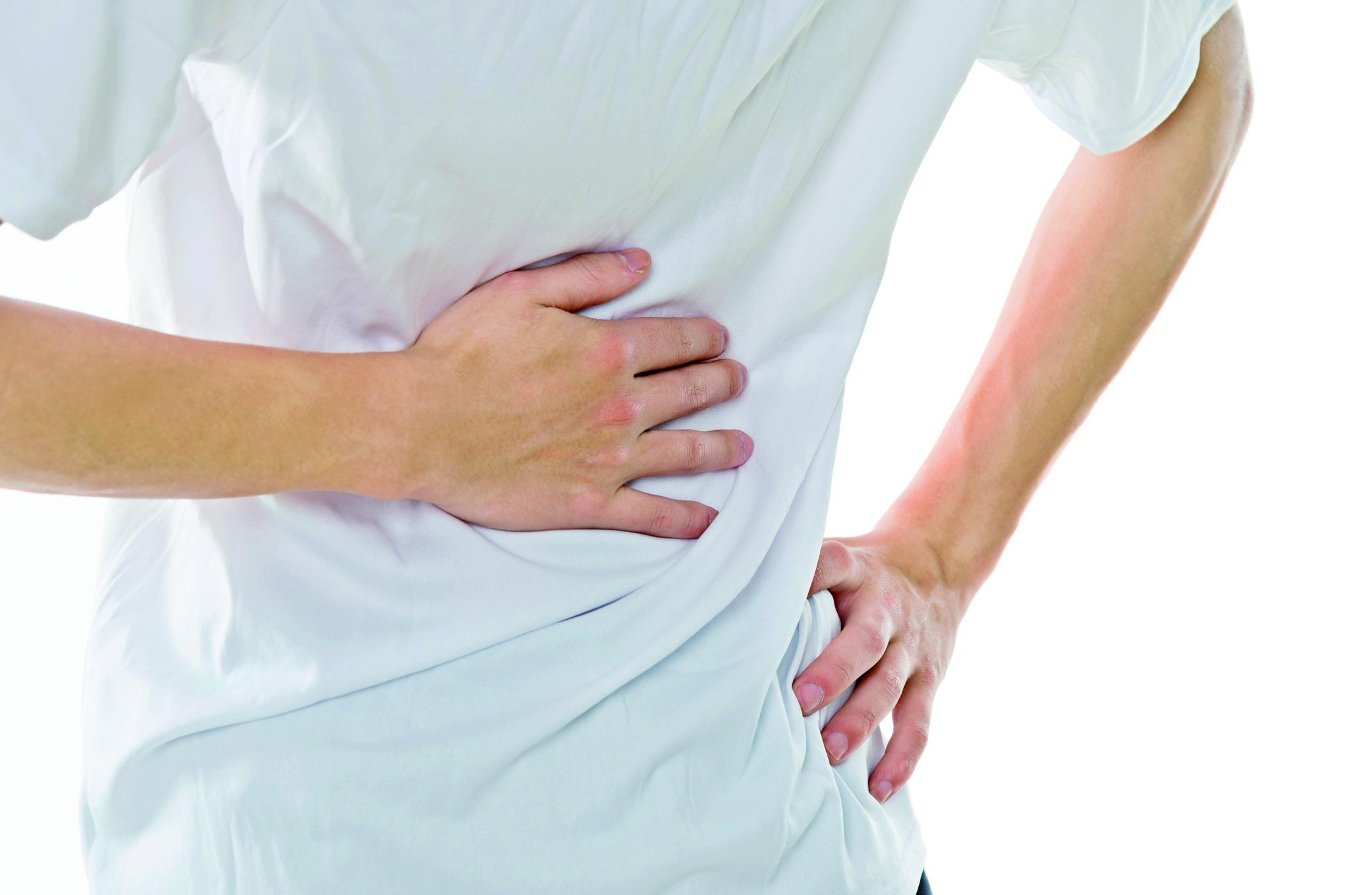 5 señales de que podrías tener cáncer de estómago