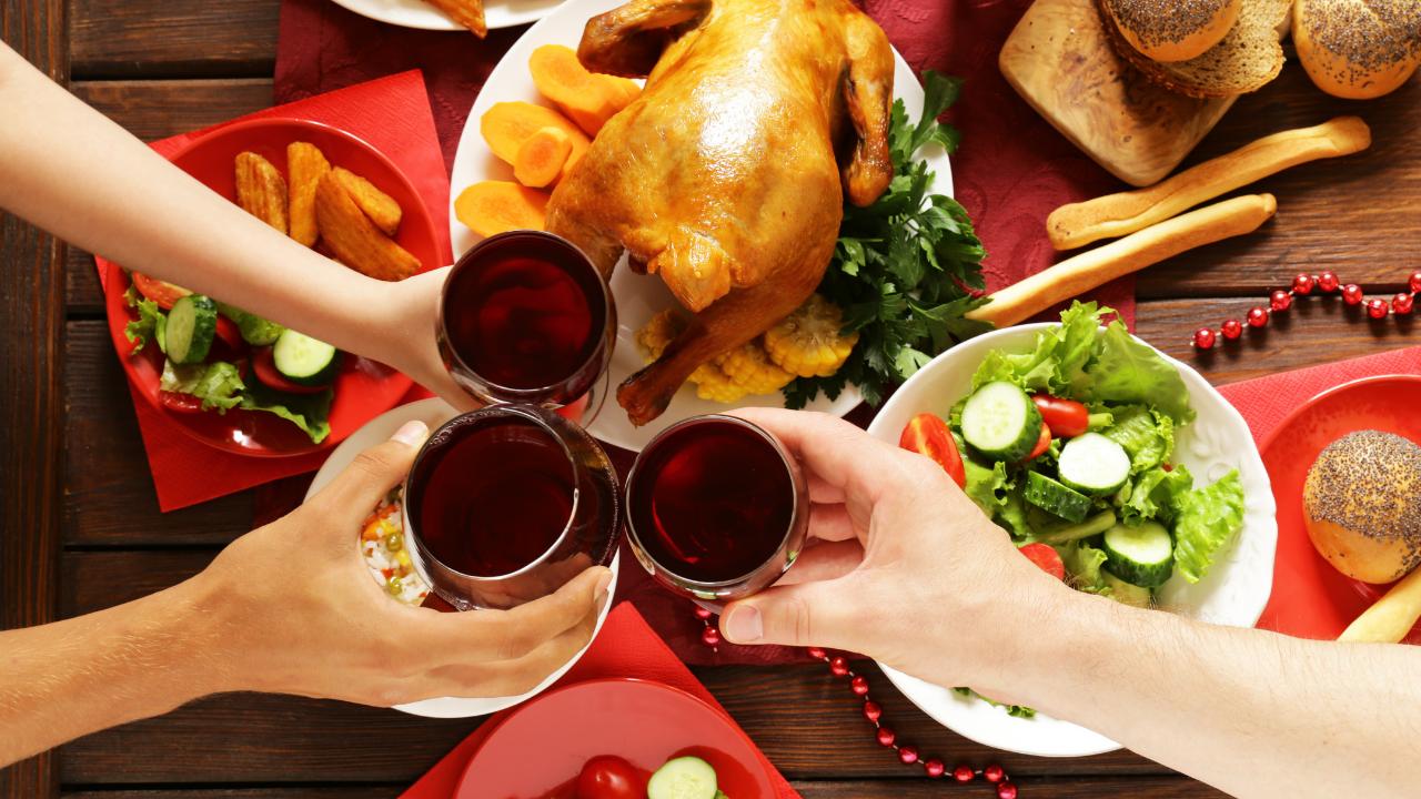 Cómo tener una cena de Navidad más saludable con estos 5 alimentos